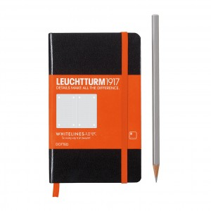 notebook-pocket-a6-whitelines-link-hardcover-185-numbered-pages-black-dotted